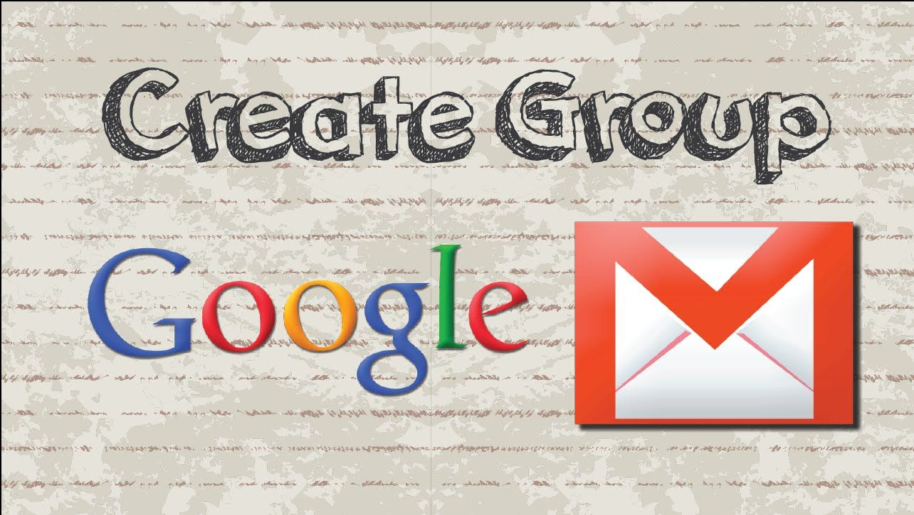 How To Create A Group In Gmail Easy Steps Googlegroup Email Gmail Google Social Socialmedia Youtube Video Tips Google Groups Social Media Easy Step