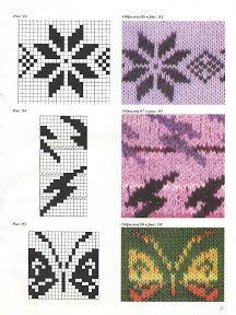 Musturi Sarmite Lagzdina Albumes Web De Picasa Strickvorlage Strickmaschine Kreuzstich