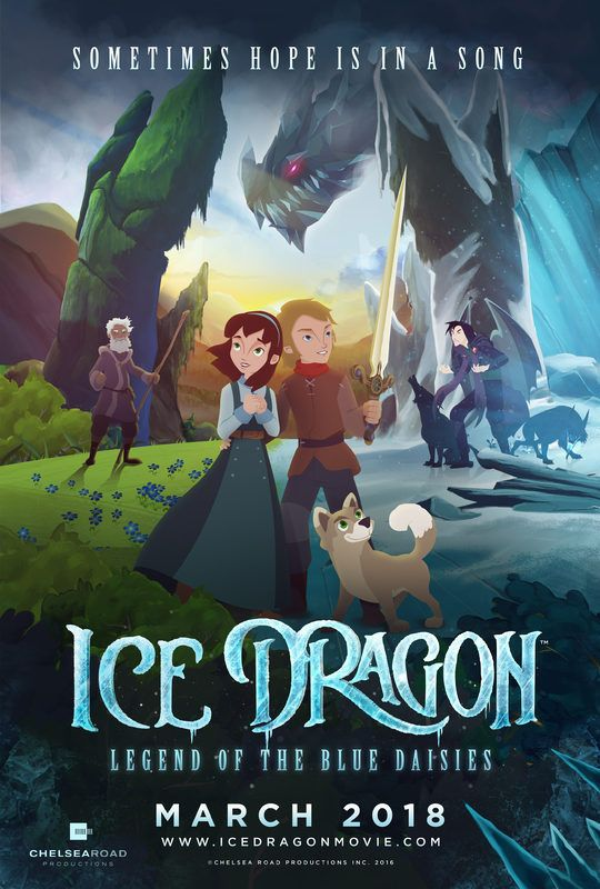 Watch Ice Dragon: Legend of the Blue Daisies Full-Movie Streaming