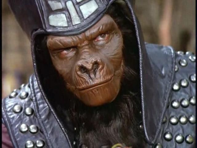 Genral Urko From Beneath The Planet Of The Apes With Images