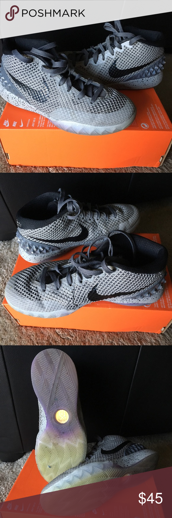 """best service 1d168 5d965 Nike Kyrie 1 """"All-Star"""" 5 youth Used Nike Kyrie 1 all-star ..."""