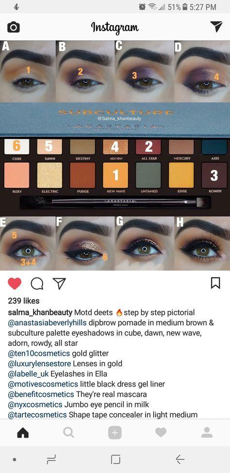 BH Cosmetics - Zodiac Eyeshadow Palette - Twisted Heart