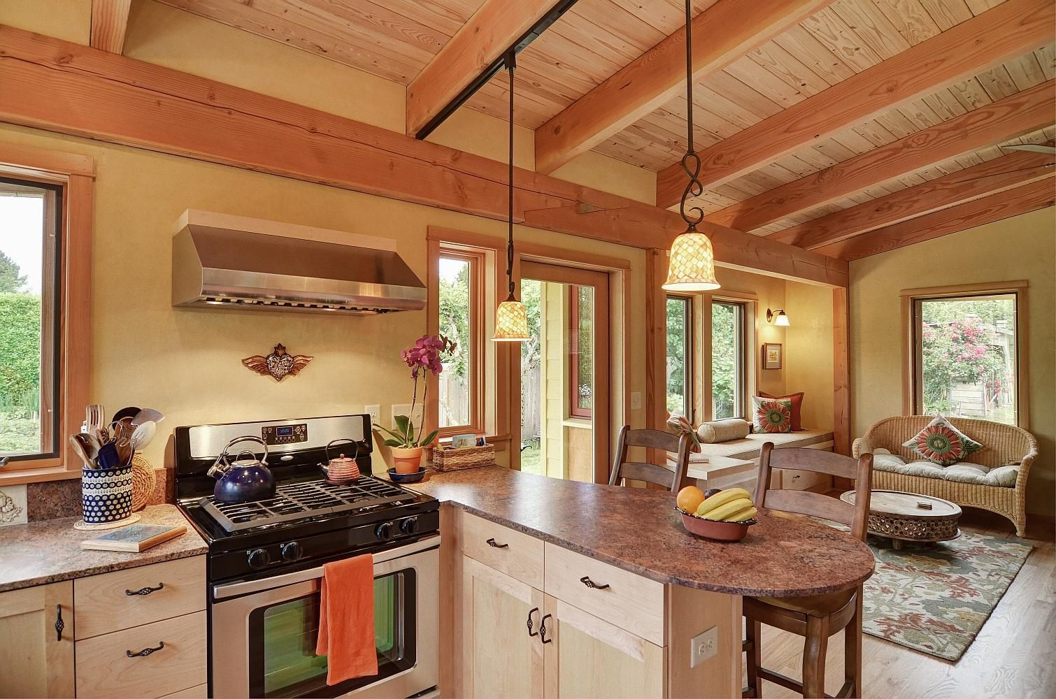 Best River Road House A Beautiful And Sustainable Timber Frame 640 x 480