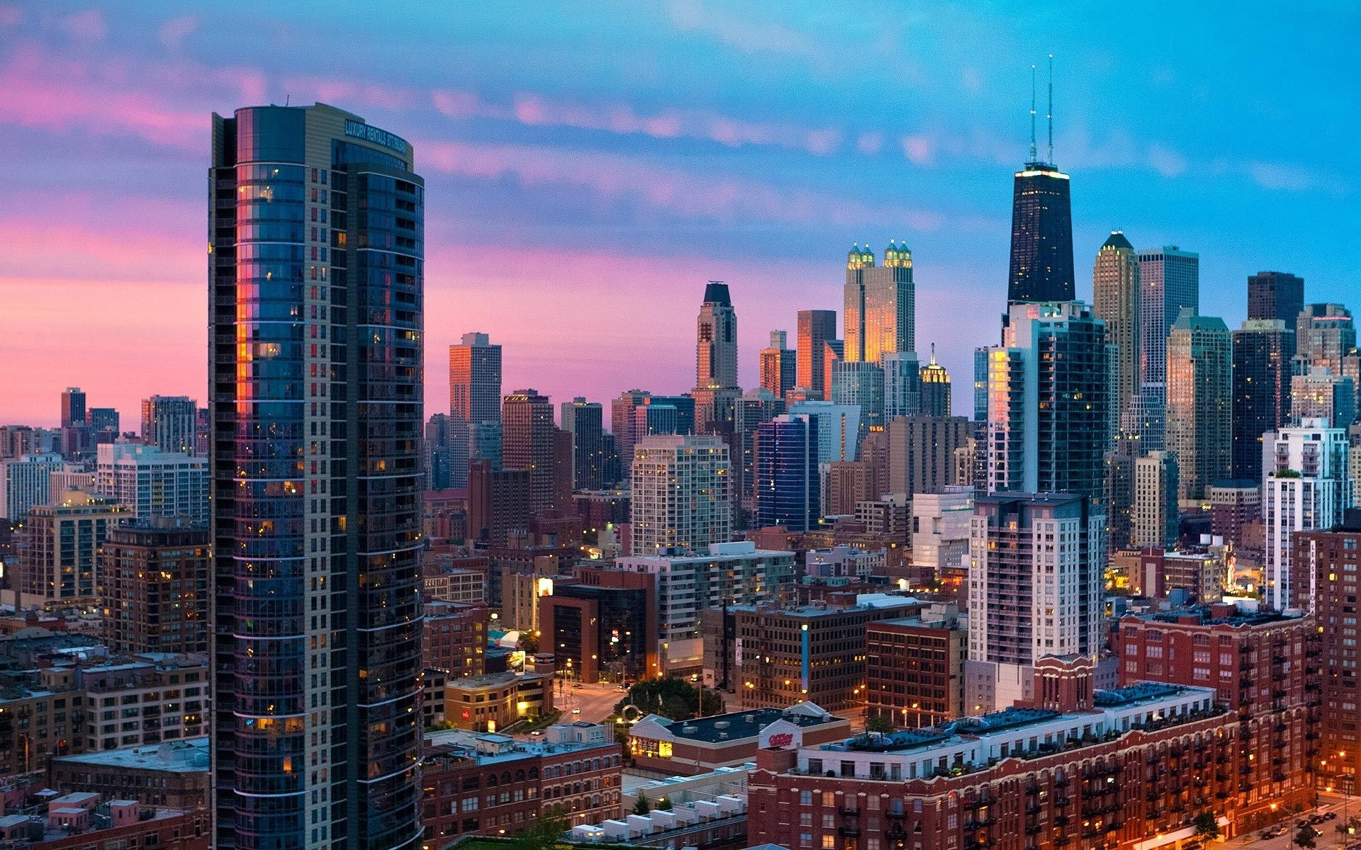 Chicago picture desktop chicago category chicago city chicago wallpaper for desktop background voltagebd Image collections