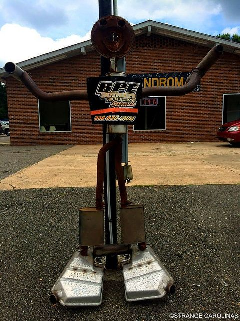 Butner's Performance Exhaust Car Parts Man (King, NC)