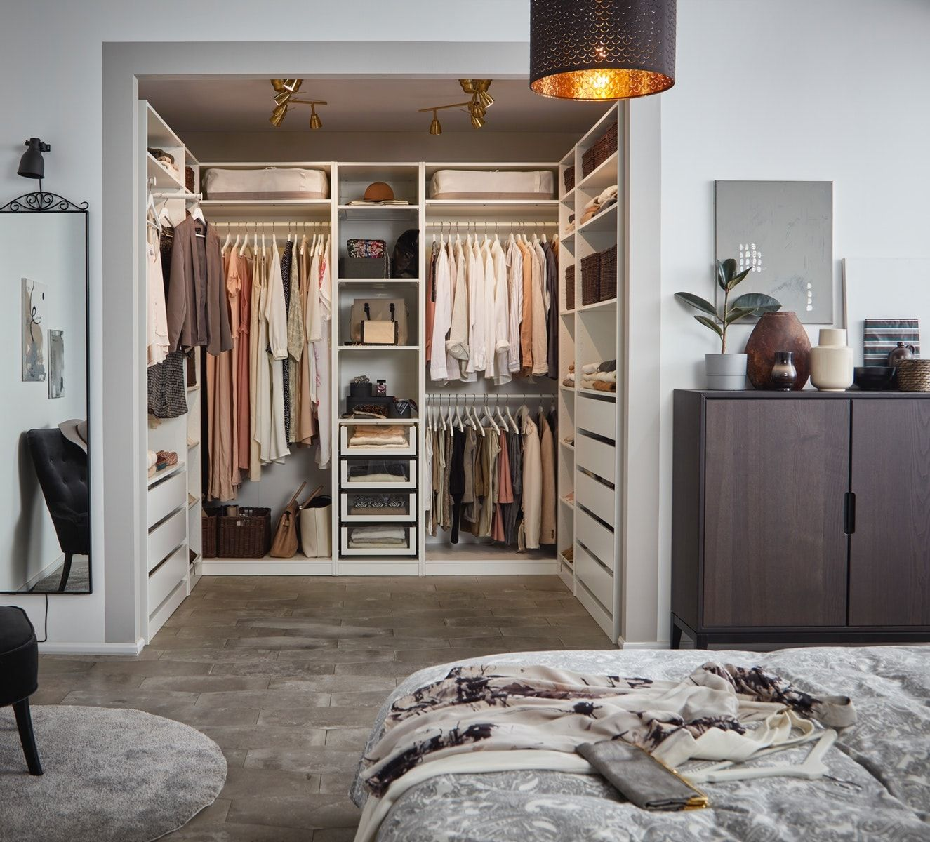 Begehbarer Kleiderschrank Idee Begehbarer Kleiderschrank Ideen Begehbarer Kleiderschrank Kleiderschrank Ideen
