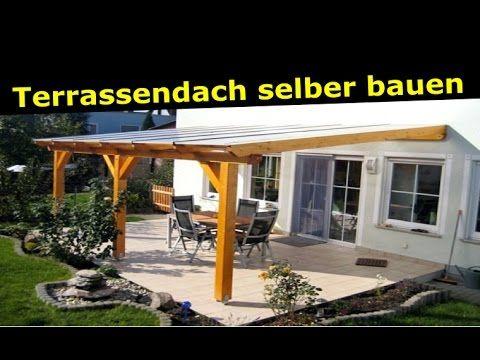 Terrasse Selber Bauen Gestalten Montage Einer Terrassenub
