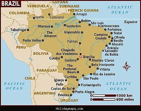 cool Porto Alegre Map Holidaymapq Pinterest Porto Regional