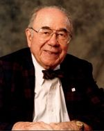Mr. John Ruan, Sr., a Des Moines businessman and philanthropist, Mr. Ruan was crucial in saving the World Food Prize after funding at General Foods was cut. Mr. Ruan also was instrumental in moving the Prize from New York, to Des Moines, IA, where it is currently.