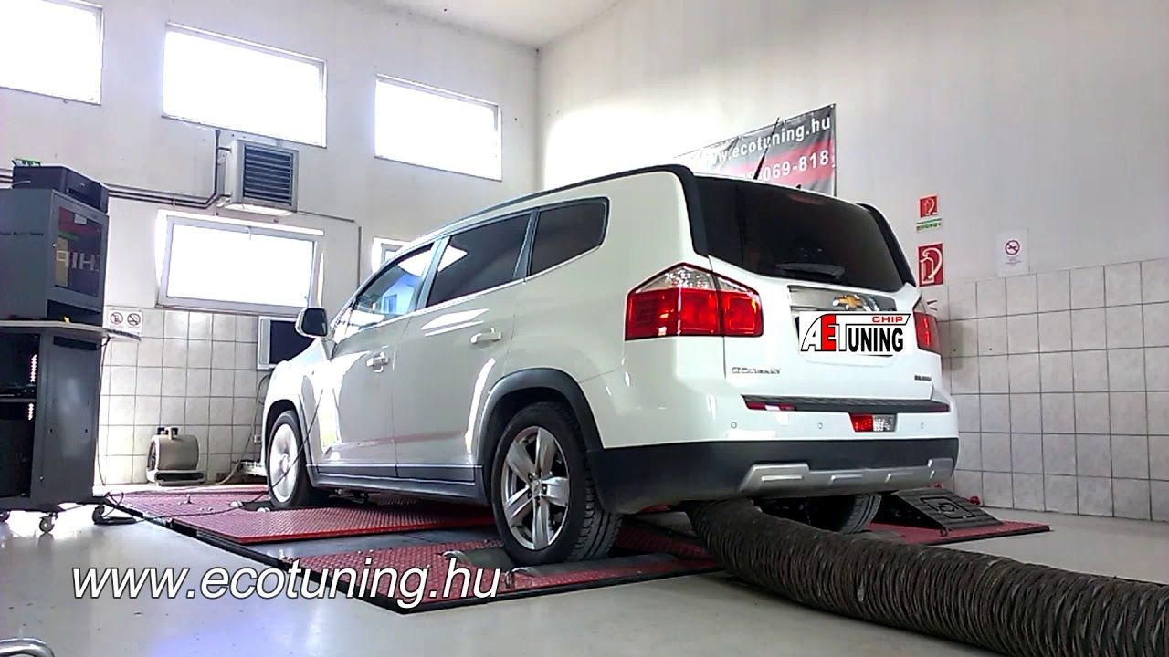 Chevrolet Orlando 2 0vcdi 163le Chiptuning Aetchip Orlando Ing