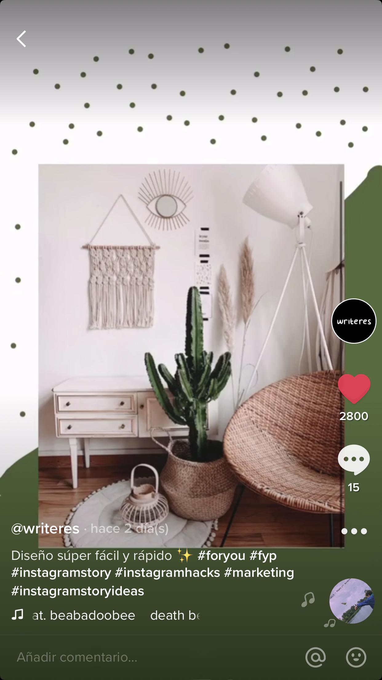 Ideas Fáciles De Diseños Para Instagram Stories Instagram Story Ideas Decor Instagram Story