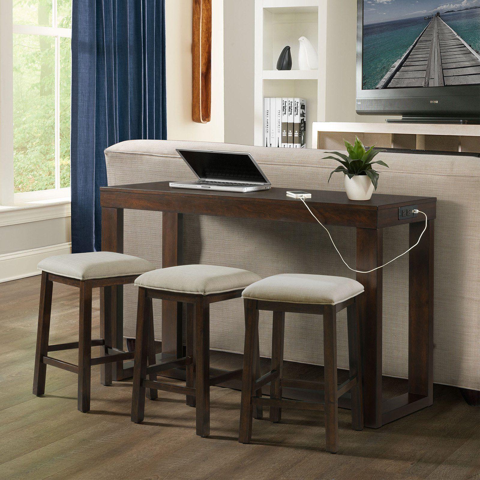 Terrific Picket House Furnishings Drew Multipurpose Console Table Set Cjindustries Chair Design For Home Cjindustriesco
