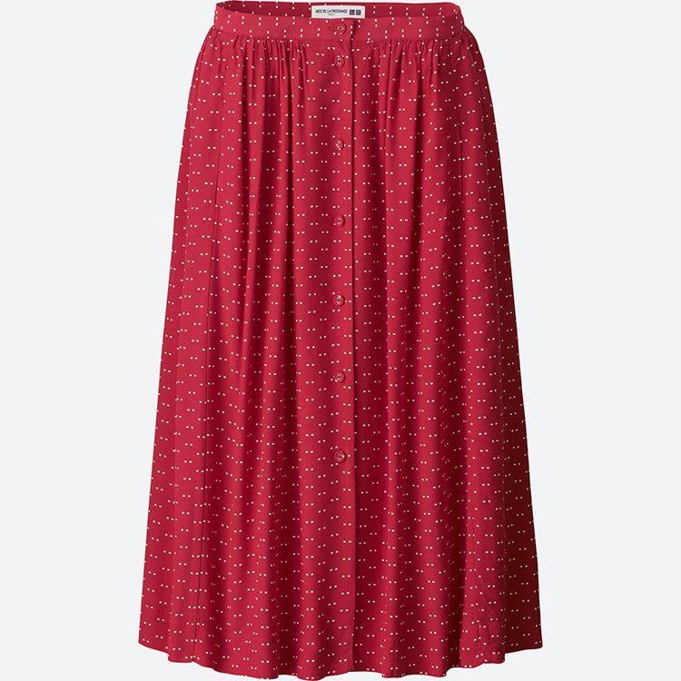 d21813f936 Elie Saab White Degrade Double Silk Georgette Skirt | Pretty High End |  Skirts, Elie saab, Silk