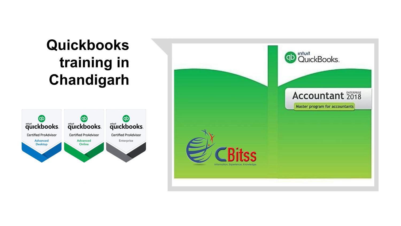 quickbooks training in chandigarh