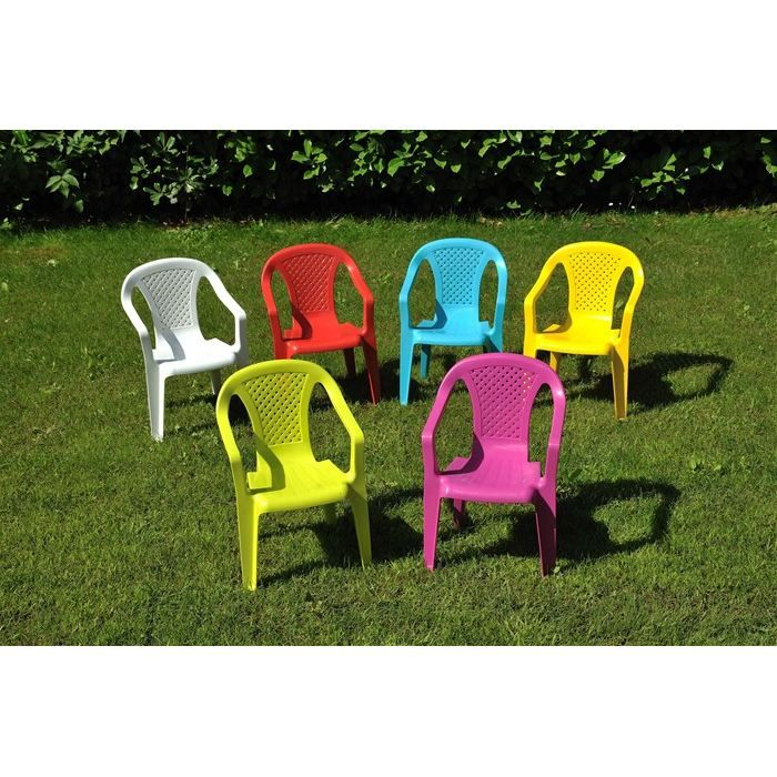Peinture Pour Salon De Jardin En Plastique #10: Comment Peindre Des Chaises De Patio En Plastique?