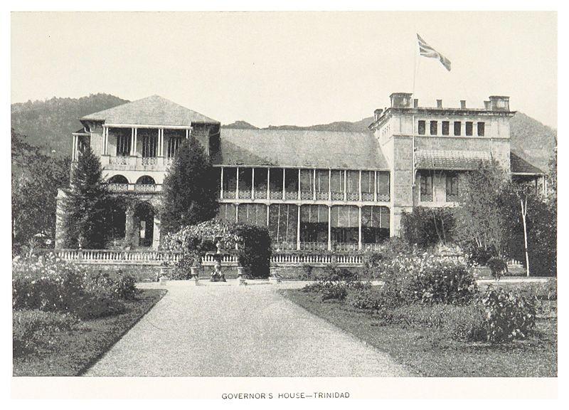 GOVERNORS HOUSE, TRINIDAD - Trinidad und Tobago – Wikipedia