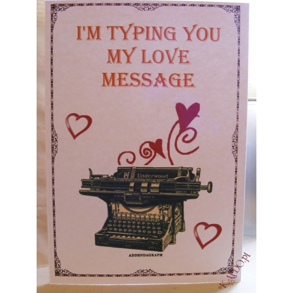 Handmade Steampunk Valentines Day card The card is opened no