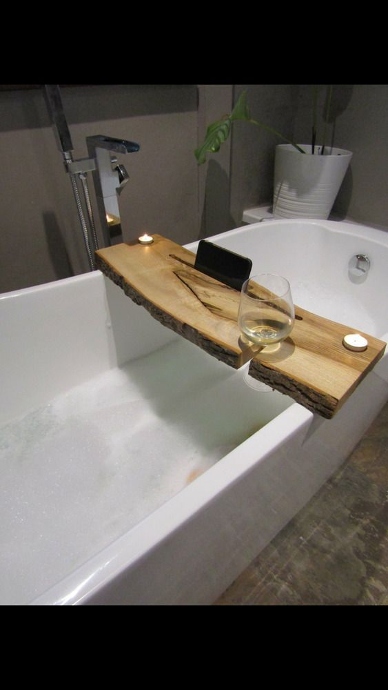 Photo of Details about Handmade Rustic Farmhouse Shabby Live Edge Luxury Bath Caddy Bar – #bar #bath #Caddy #details #Edge #Farmhouse #handmade #Live #Luxury #Rustic #Shabby #woodworking #bathingbeauties