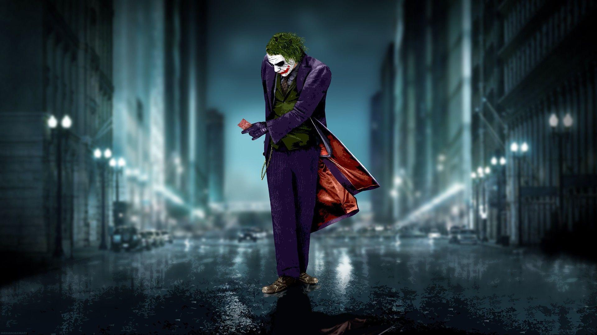 Hd wallpaper of joker - Hd Wallpaper