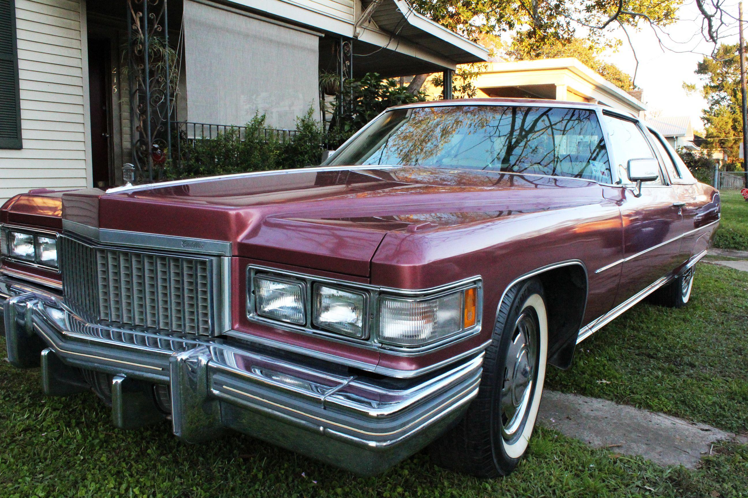 1975 Cadillac Coupe DeVille Amazing Condition!! 54,268 Miles - $8000 ...
