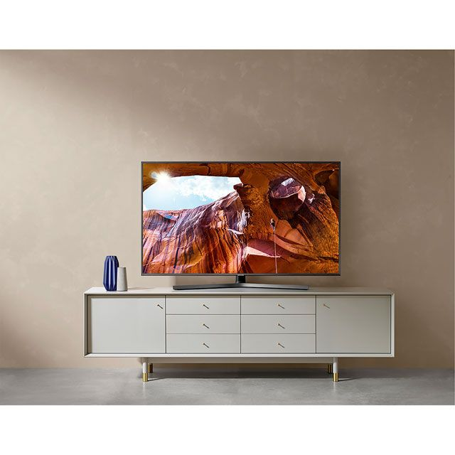 "Samsung UE55RU7400 55"" Smart 4K Ultra HD TV with HDR10"