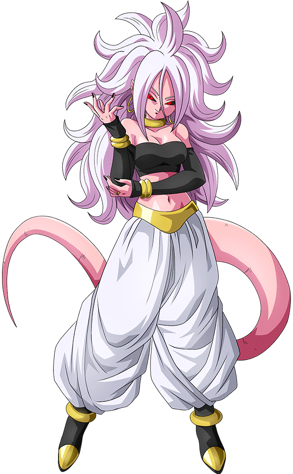 Android 21 Evil Fighter Z Render 7 By Maxiuchiha22 Anime Dragon Ball Super Anime Dragon Ball Dragon Ball Artwork