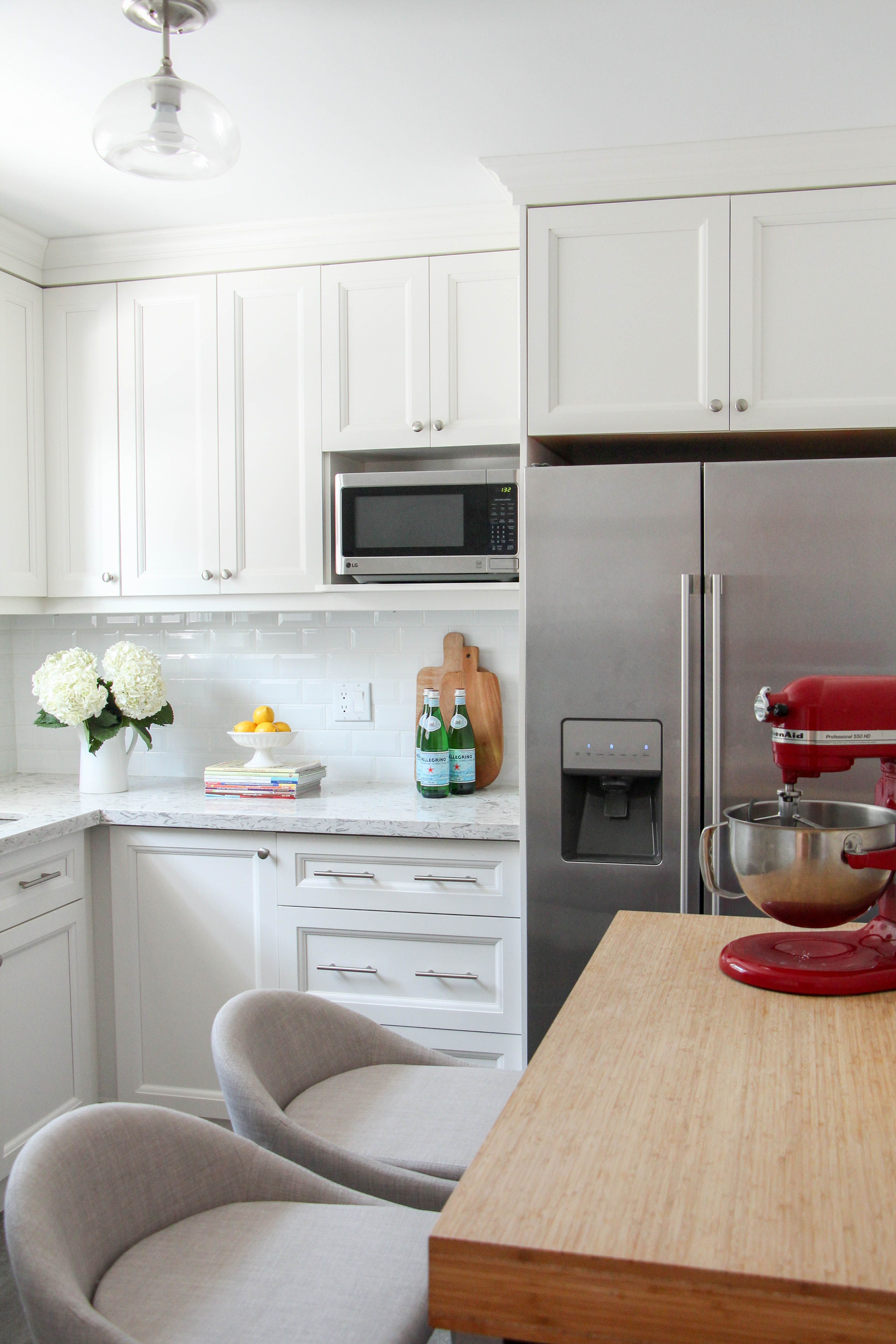 Project East York Kitchen Small Kitchen Renovations Clean Kitchen Cabinets Kitchen Projects