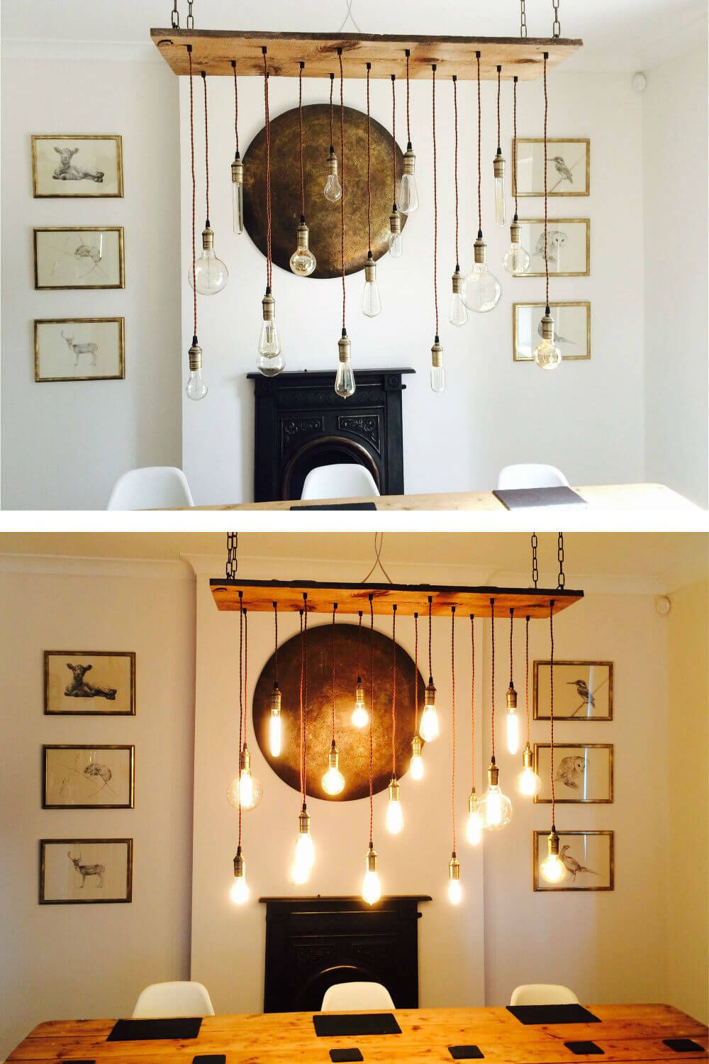 fabulous rustic lighting ideas to give your home a lovely vintage