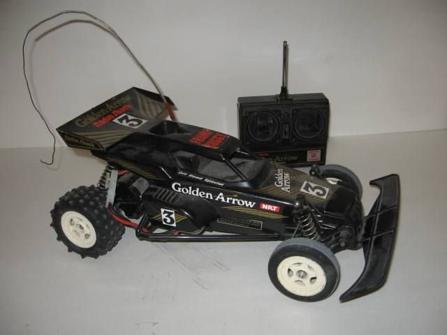 Radio Shack Toys For Boys : Golden arrow radio shack rc car childhood stuff