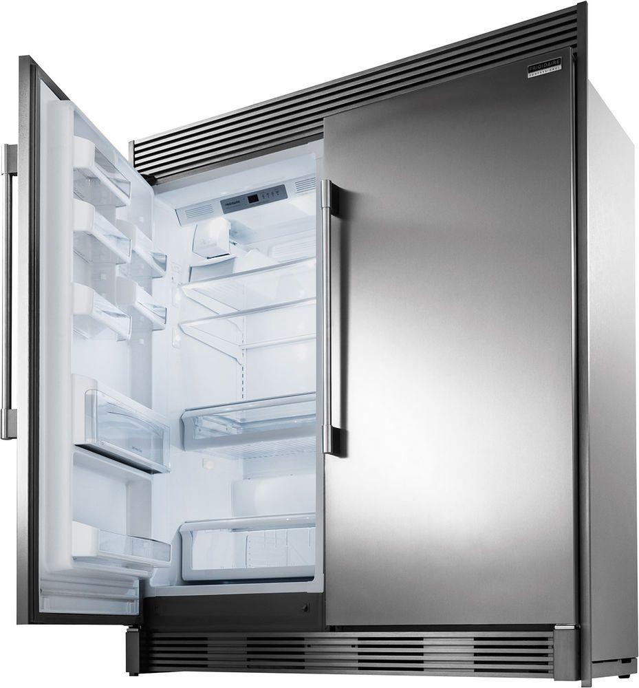 Frigidaire Professional Built In Refrigerator And Freezer W