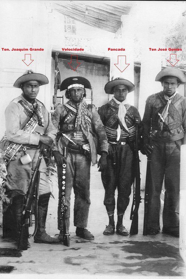 Figuras Do Cangaco Cangaco Fotos Historicas Fatos De Historia