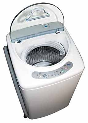 6 Best Portable Washer And Dryer Combo For Apartments In 2020 Small Washing Machine Clothes Washing Machine Portable Washer