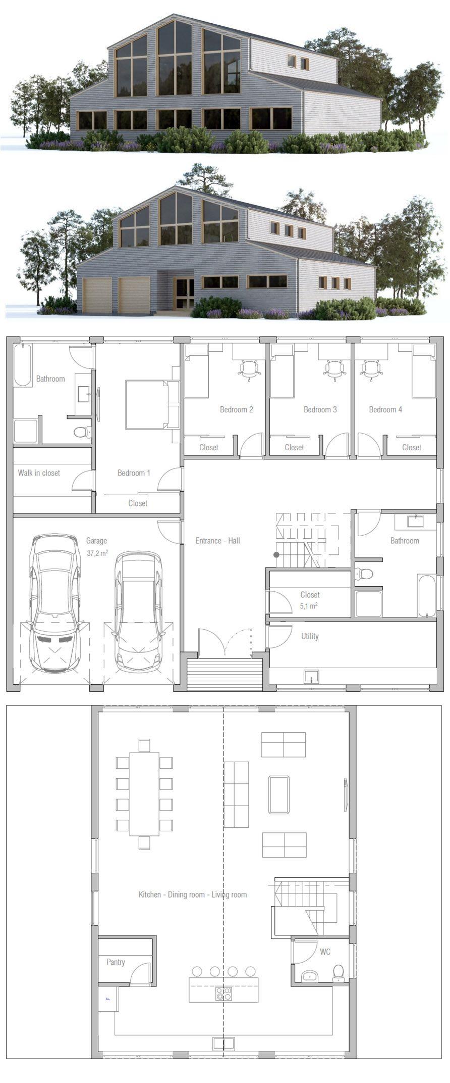 Architecture Home Decor Architecture Moderndesign Modernarchitecture New House Plans Dream House Plans Architecture