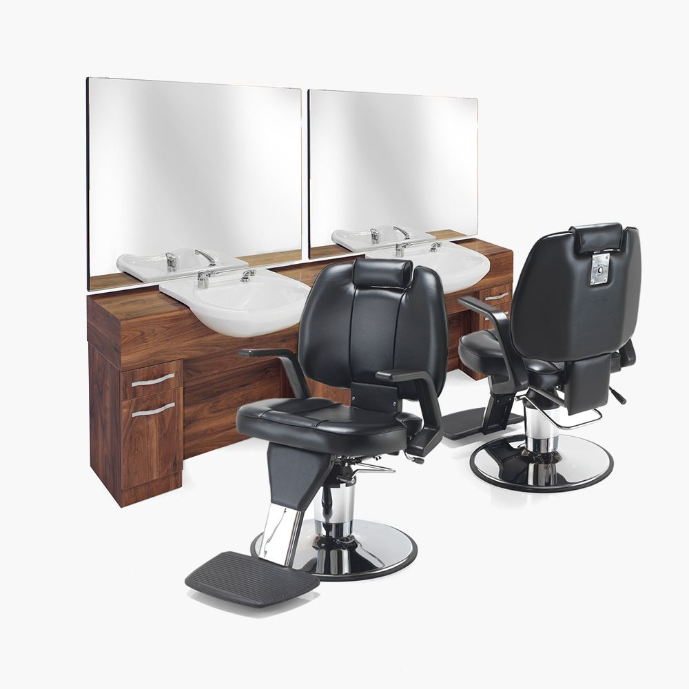 Delicieux REM Maverick Barbers Furniture Package, High End Barbers Units With Link  Ideal For Any Professional