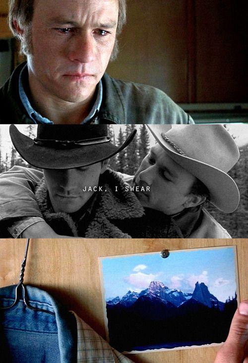 Brokeback Mountain Heath There Is No One Like You