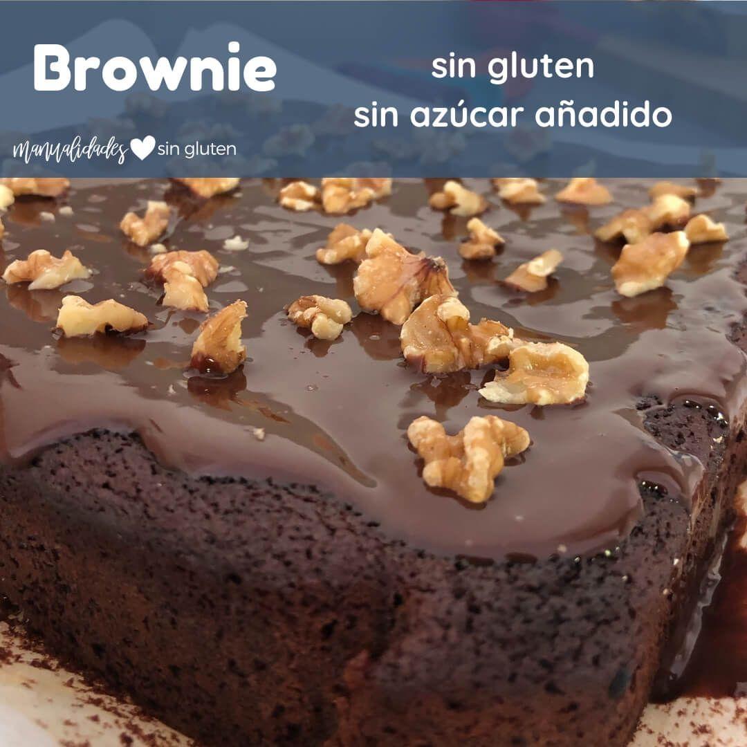 Espectacular Brownie Con Harina De Coco Sin Gluten Sin Azúcar Refinado Receta Harina De Coco Receta De Brownies Recetas Con Harina De Coco