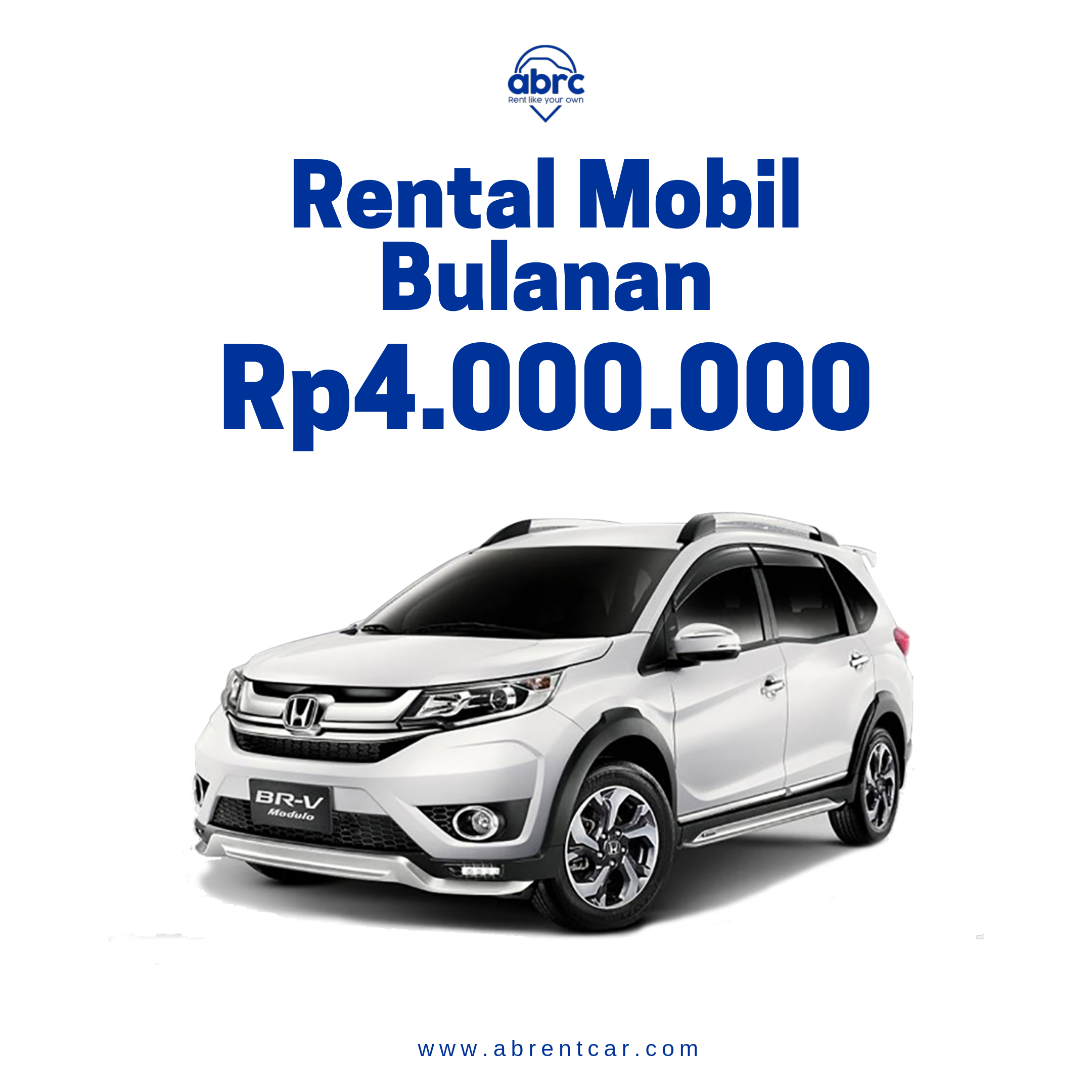 Sewa Mobil Bulanan Bandung