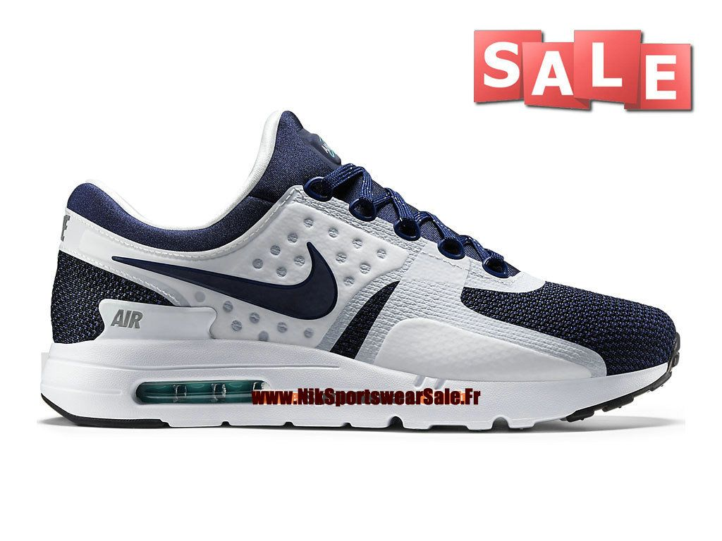 Nike air max zero chaussure mixte nike sportswear pas cher taille homme b - Televiseur blanc pas cher ...