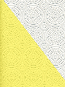 Paintable Wallpaper German Interlocking Circles