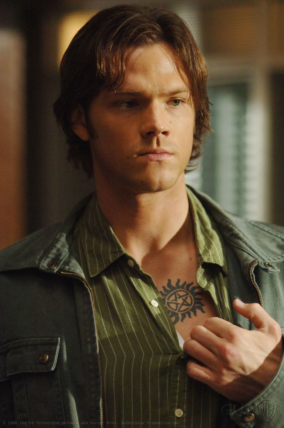 Sam Winchester tattoo showing (With images) Sam
