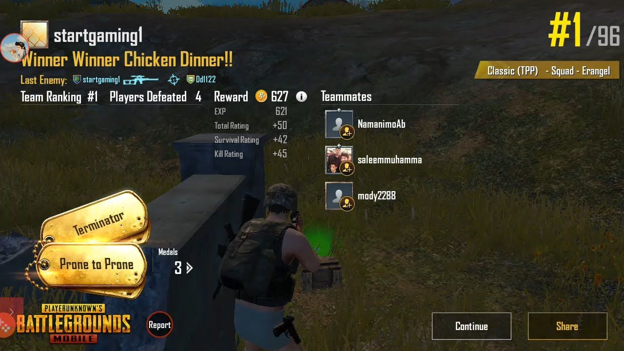 Pin On Pubg Mobile