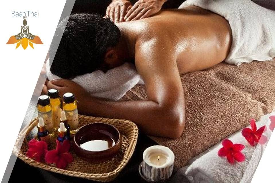 Balinese Massage works deeply on the muscles leaving the body relaxed.  Natural oils with aromatic essential oil bring a sense of well-being, calm and deep relaxation. #BaanGyaan