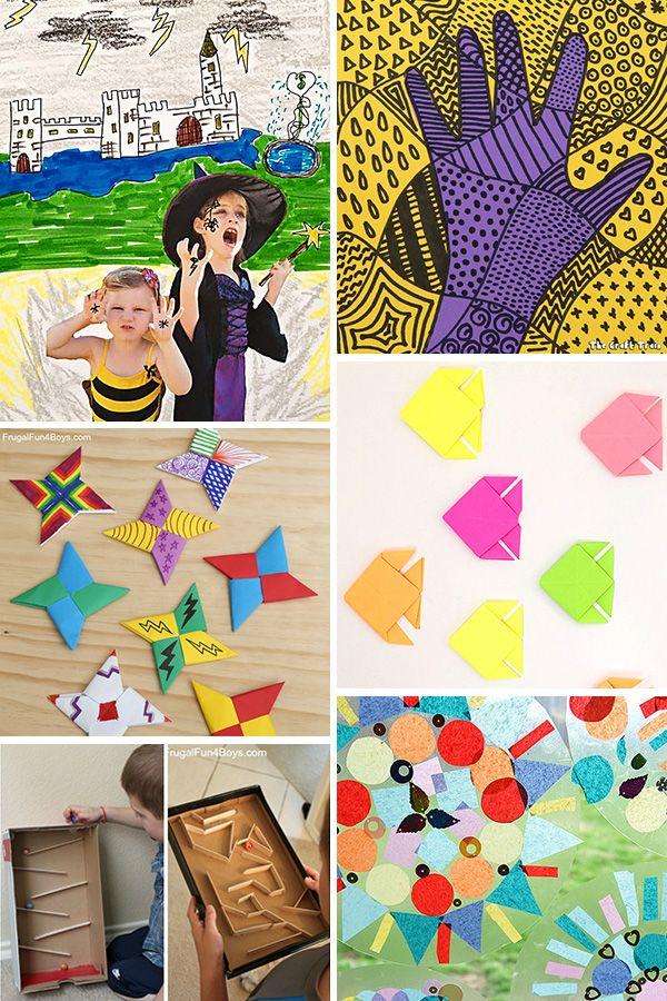21++ Fun summer crafts for tweens info