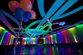 Resultado De Imagem Para Decoracion Fiesta 15 Anos En Neon Party DecorationsParty