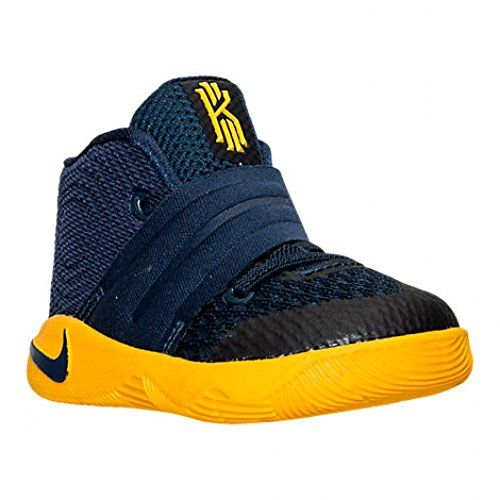 purchase cheap bbeca 02b5e ... reduced nike kyrie 2 cavs toddler boys shoe midnight navy unive.