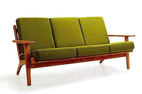 トリプルソファ 【GE290】 3人掛けデザイナーズ3Pソファファブリック椅子GE 290 Triple Sofa北欧デザイン家具in-cf103-3【SBZcou1208】02P123Aug12【楽天市場】