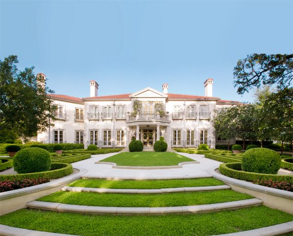 Most Expensive Homes In America Dallas Texas