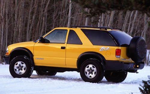 2005 Chevy Blazer Zr2 About 4 000 Chevrolet Blazer Chevrolet