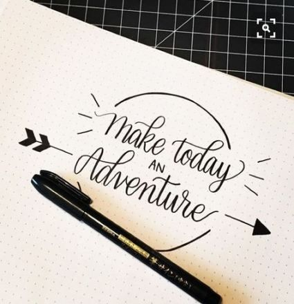 56 Ideas Quotes Calligraphy Handwriting Typography Hand Drawn #quotes