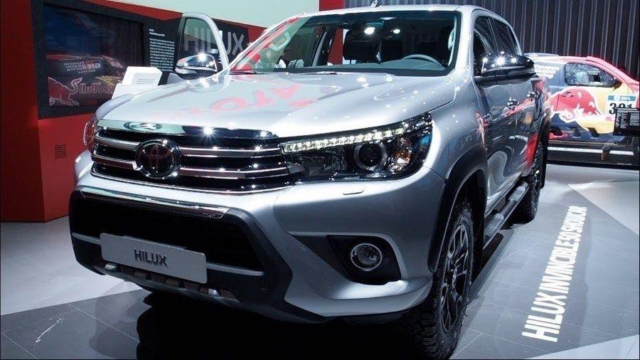 The Best Toyota Vigo 2019 Picture